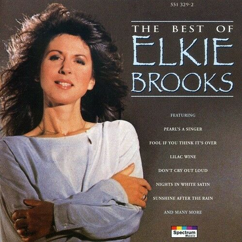 1 of 1 - Elkie Brooks - Best of [New CD] England - Import