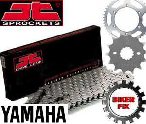 07-09 GOLD X-Ring Chain /& and Sprocket Set 4S8,5S2 Yamaha FZ6 Fazer S2 ABS