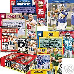2007-Topps-NFL-Football-TX-Exclusive-1-Pack-10-Cards