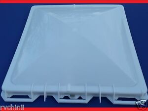 Rv Roof Vent Fits Jensen New Style Lid Durable By Camco Rv