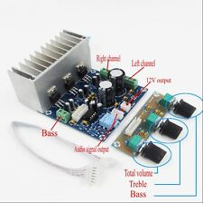 2.1 Channel Classical Electric Circuit TDA2030A Audio Amplifier Board Subwoofer