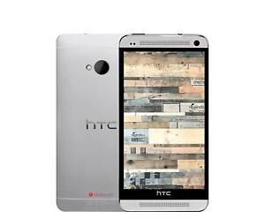 Wie-neu-HTC-ONE-M7-Weiss-Silber-4G-32GB-ANDROID-NFC