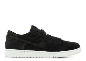 Nike-SB-ZOOM-DUNK-LOW-PRO-DECON-Black-Summit-White-AA4275-002-717-Men-039-s-Shoes