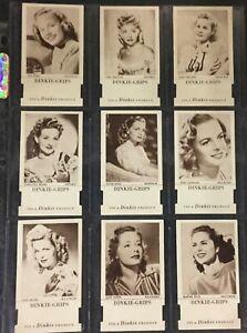 FILM-STAR-SET-24-1947-DINKIE-STARS-amp-STARLETS-MOVIE-STAR-COMPLETE
