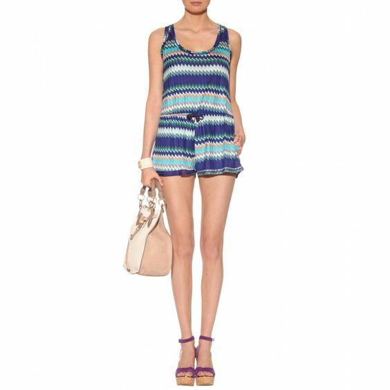 MISSONI MARE MIKONOS PLAYSUIT IT 38