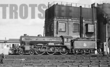 35mm Negative BR British Railways Steam Loco Class B17/1 61600 Southend 1955 1