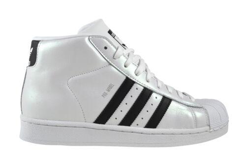 Noir Core Adidas Blanc White Originals Promodel aZx0qH4