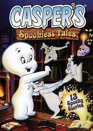 Casper - Caspers Spookiest Tales (DVD, 2005)