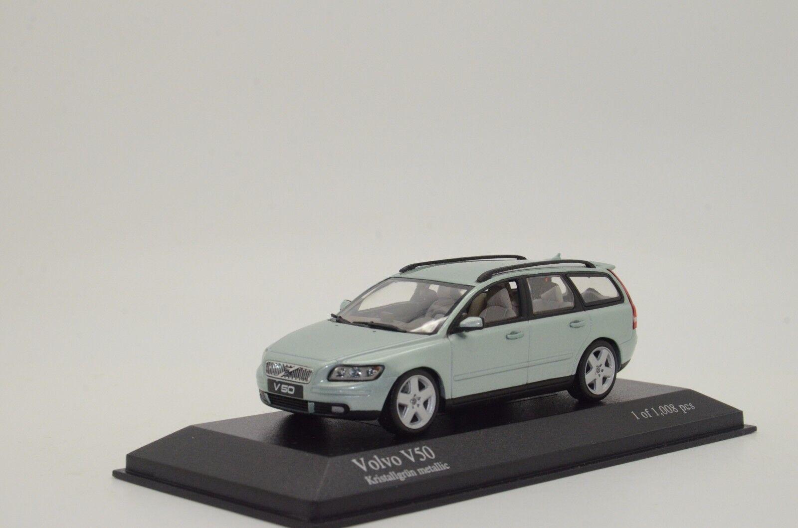 Volvo V50 2003 Minichamps 171211 1 43