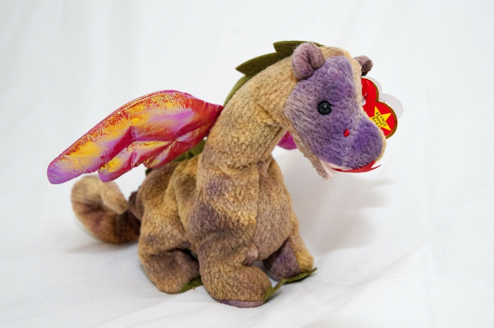 SCORCH THE DRAGON Ty  BEANIE BABY 1998 1998 1998 TAG RETIRED, RARE 6885c6