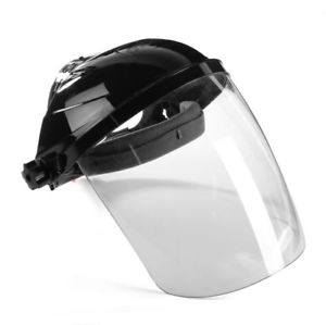 Safety Face Shield >> Details About Safety Face Shield Clear Tool Full Mask Glasses Painting Eye Protection Grinding