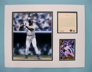 Chicago White Sox FRANK THOMAS 1994 Baseball 11x14 Matted Kelly Russell Print