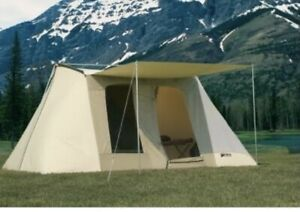 Kodiak Canvas Tent 6014 10x14 ft Flex-Bow 8 person Canvas Tent