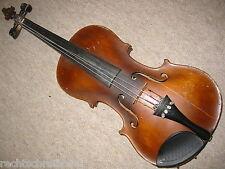 """Alte Geige """"Jillmann Morchenstern 1895"""" old violin X"""