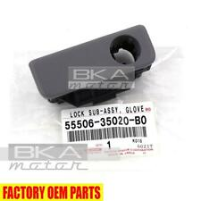 TOYOTA 55506-60020-B1 Glove Compartment Door Lock Assembly