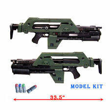 1:1 Aliens M41-A Pulse Rifle Gun Toys Gift Cosplay 3D Paper Model Paper craft