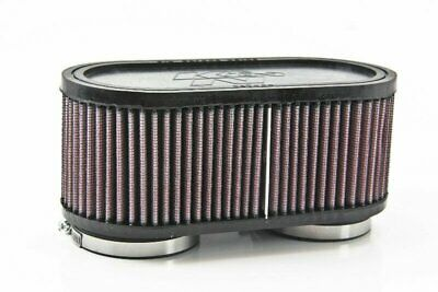 K/&N Filters RU-2970 Universal Air Cleaner Assembly Fits 1989-2002 GS500
