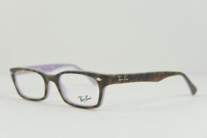 027c373521 Ray-Ban eyeglasses eye glasses frame RB 5150 5240 50-19 135 Brown ...