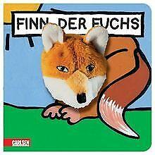 Fingerpuppen-Bücher: Finn, der Fuchs von van der Put, Kl... | Buch | Zustand gut