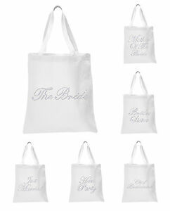 White-Crystal-Wedding-Favour-Tote-hen-Bags-Party-Night-bride-bridesmaid-gift
