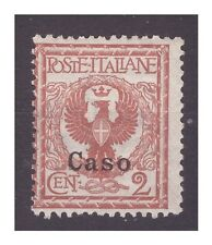 ISOLE EGEO  CASO  1912 -  Centesimi   2    NUOVO **