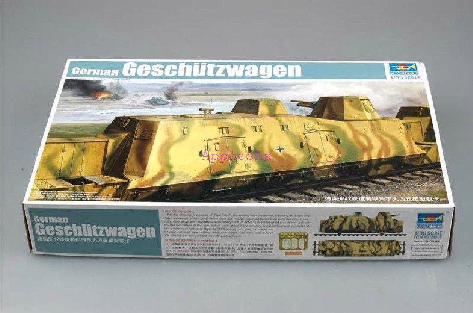 Trumpeter 01509 1 35 German Geschutzwagen