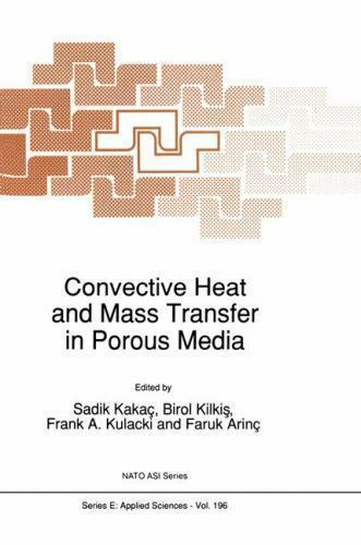 Nato Science Series E: Convective Heat and Mass Transfer in Porous Media 196...