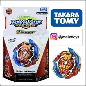 Takara-Tomy-Beyblade-Burst-GT-B-150-Booster-Union-Achilles-Cn-Xt-US-Seller