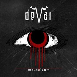 Devar-Mausoleum-New-CD-Ltd-Ed-Digipack-Packaging-UK-Import