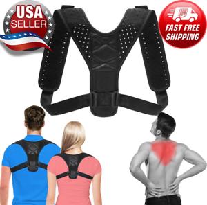 upright posture corrector // ease back  shoulder pain