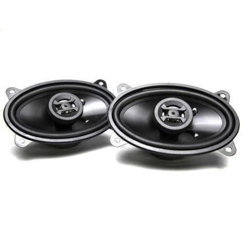 "Hifonics ZS46CX 400W 4/"" x 6/"" Zeus Series 2-Way Coaxial Car Stereo Speakers"