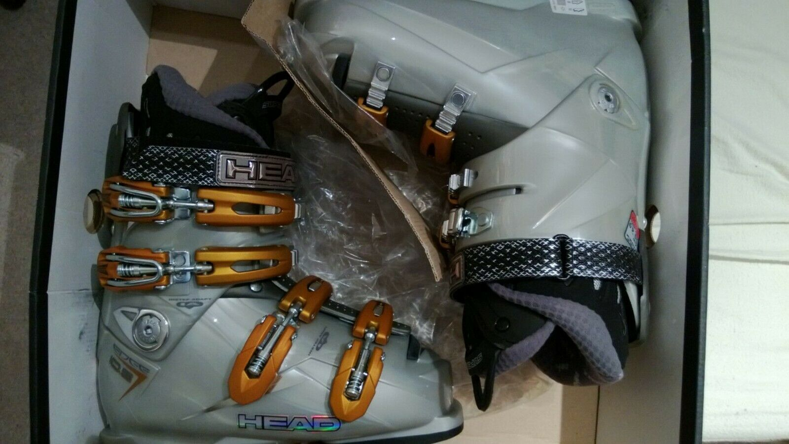 Head  Ski Boots Women Size 24.5 10.5  save up to 30-50% off
