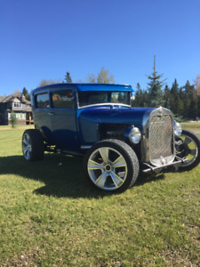 1928 Ford Model A Hotrod