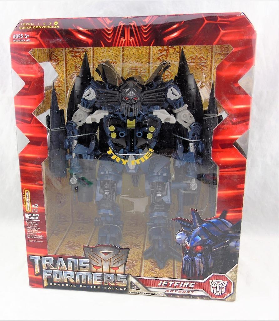 Transformers Revenge Of The Fallen redF Leader Class Jetfire MISB