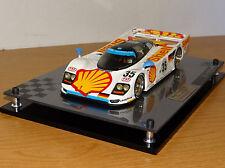 1994 DAUER PORSCHE 962 LMM resin model 1:24 Factory Built Le Mans Miniatures GT1