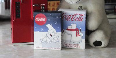 Coca-Cola Polar Bear Playing Cards