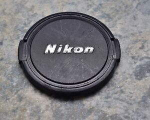 Image Is Loading Retro Genuine Nikon NIKKOR 62mm Snap On Front