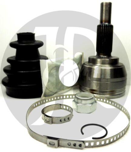 RENAULT MEGANE 1.9 dci 130bhp arbres de transmission cv joint /& boot kit Neuf 02 /& GT09
