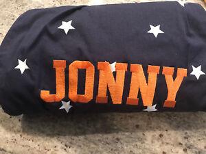 Pottery-Barn-Kids-Navy-Glow-Dark-Stars-Anywhere-Beanbag-Replacement-Cover-Jonny