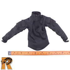 SAS Black Ops - Black Long Sleeve Shirt - 1/6 Scale - DID Action Figures