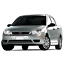 RGB Multi-Color LED Halo Ring Headlight Kit for Ford Focus 05-07