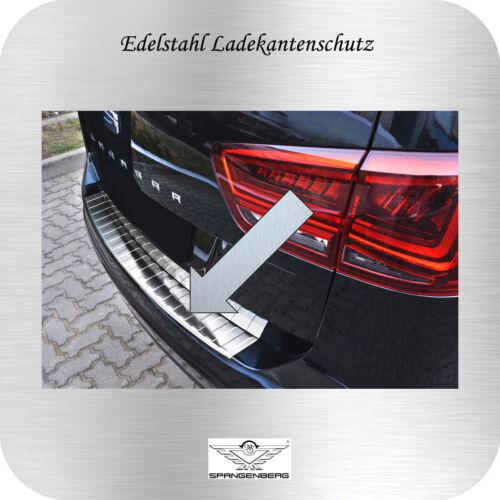 Profil Ladekantenschutz Edelstahl für Seat Alhambra II Van ab Baujahr 06.2010
