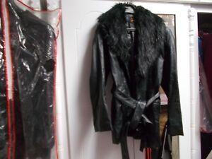 riemzak met Company namaakbont Great 16 Coat leer The Echt ongebruikt wqfnAFRC