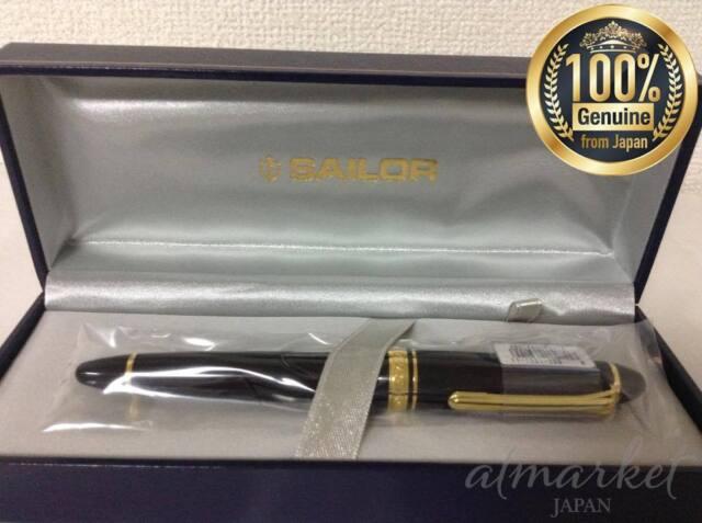 Sailor 1911 Profit Standard Fountain Pen Black Extra Fine Nib 11-1219-120