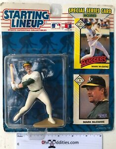 MLB-Oakland-Athletics-Mark-McGwire-1993-Starting-Lineup-NEW