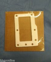 Monitor Heater 21, 22 And 422 Window Base Gasket Part 6126