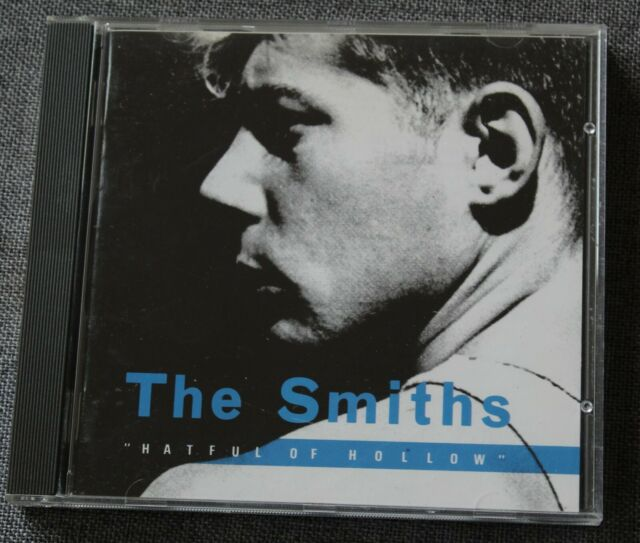 The Smiths, hatful of hollow, CD France