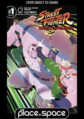WK17 WRESTLEPALOOZA #1B STREET FIGHTER