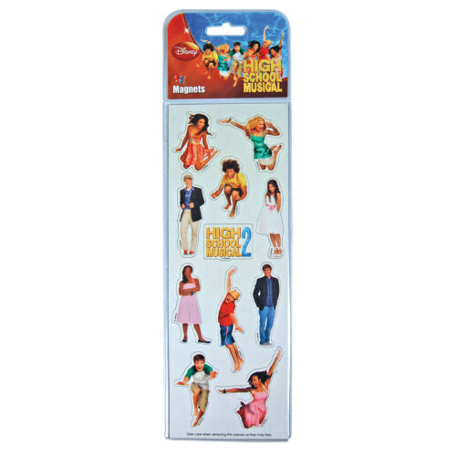 High School Musical Slimline Magnet Set HALF PRICE TO CLEAR ON SALE