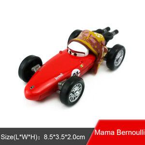 Disney-Pixar-Cars-2-Mama-Bernoulli-Diecast-Metal-Toy-Model-Car-1-55-Loose-Gift